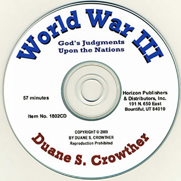 World War III cd cover