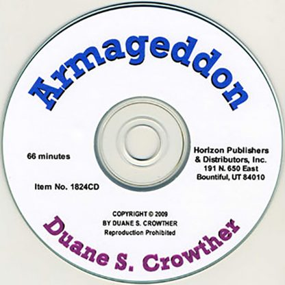Armageddon cd cover