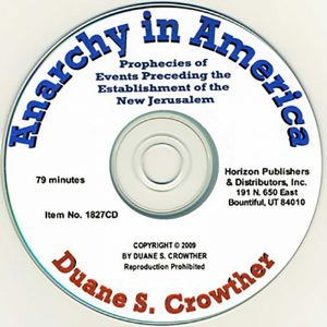 Anarchy in America cd cover