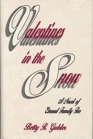 Valentines in the Snow book cover