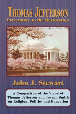 Thomas Jefferson: Forerunner to the Restoration book cover
