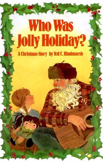 Who was Jolly Holiday book cover