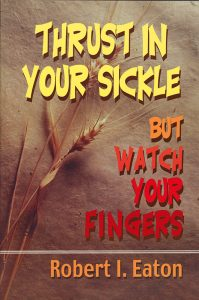 Thrust In Your Sickle book cover