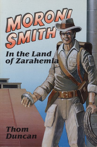 Moroni Smith book cover