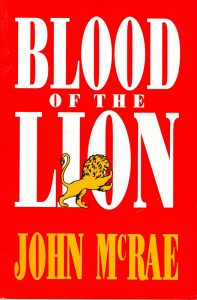 Blood of the Lion book cover