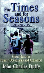For Times and for Seasons book cover