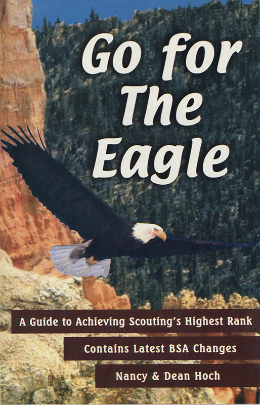 Go For the Eagle book cover