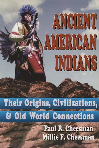Ancient American Indians book cover
