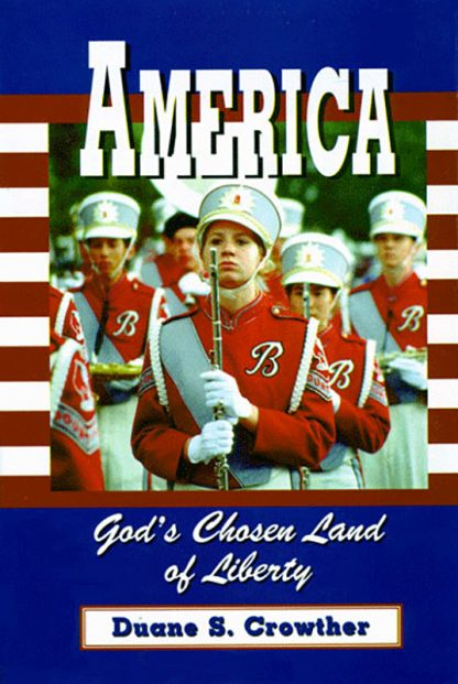 America God's Chosen Land of Liberty book cover