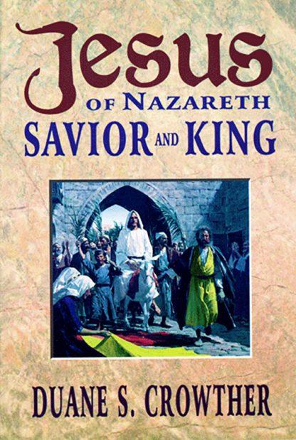 Jesus of Nazareth: Savior and King book cover