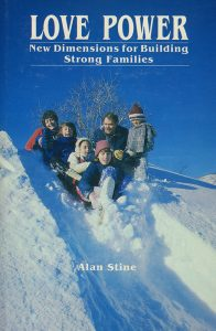 Love Power: New Dimensions For Building Strong Families book cover
