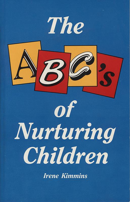 The ABC's of Nurturing Children book cover