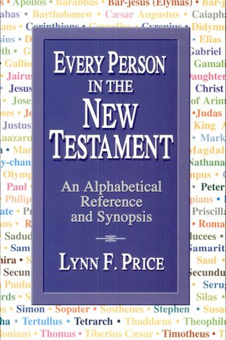 Every Person in the New Testament book cover