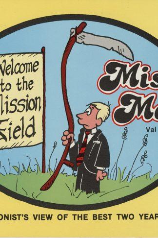 Mission Mania book cover