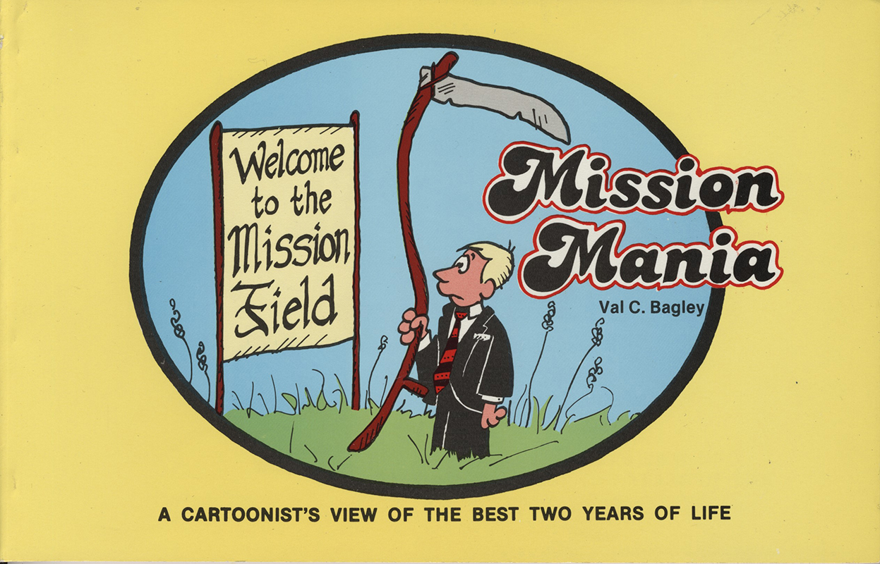Mission Mania book cover