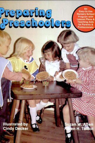 Preparing Preschoolers book cover