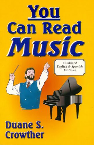 You Can Read Music book cover
