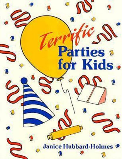 Terrific Parties for Kids book cover