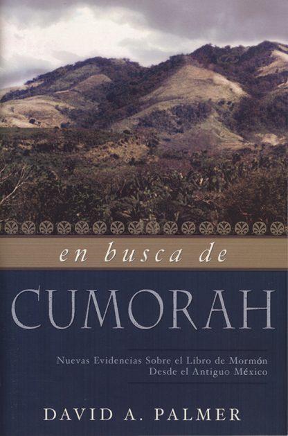 En Busca De Cumorah book cover