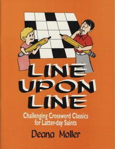 Line Upon Line book cover
