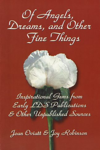 Of Angels, Dreams, and Other Fine Things book cover