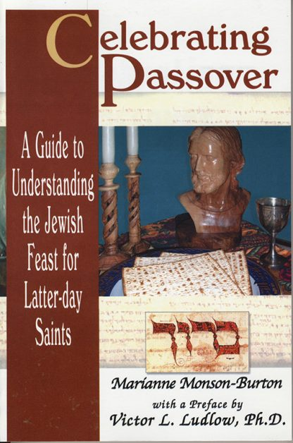 Celebrating Passover book cover