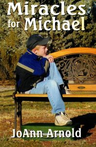 Miracles for Michael boook cover