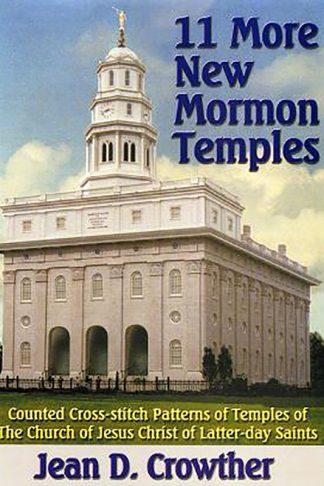 11 More New Mormon Temples book cover