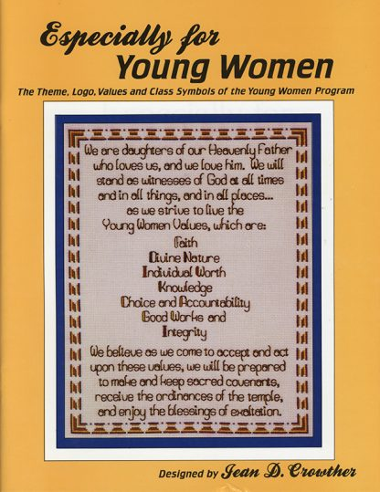 Especially For Young Women book cover