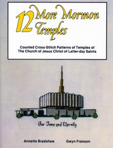 12 More Mormon Temples book cover