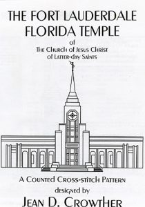 The Fort Lauderdale Florida Temple book cover