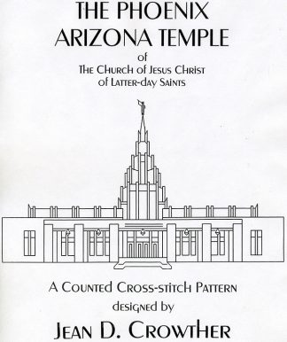 The Phoenix Arizona Temple book cover