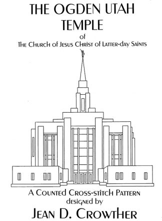 The Ogden Utah Temple book cover