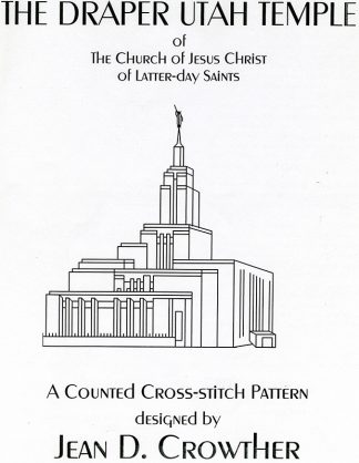 The Draper Utah Temple book cover
