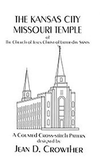 The Kansas City Missouri Temple book cover