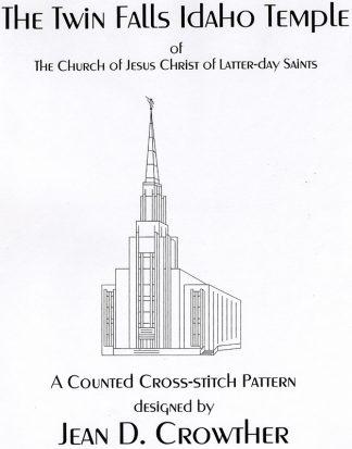 The Twin Falls Idaho Temple book cover