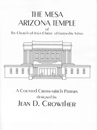 The Mesa Arizona Temple book cover