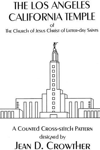 The Los Angeles Califoria Temple book cover