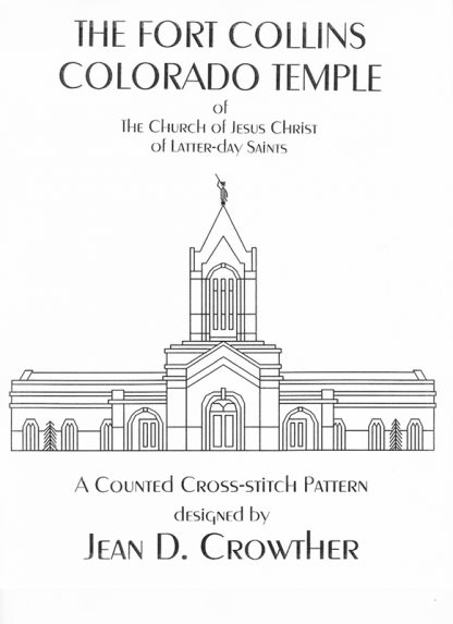 The Fort Collins Colorado Temple book cover
