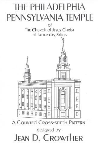 The Philadelphia Pennsylvania Temple book cover