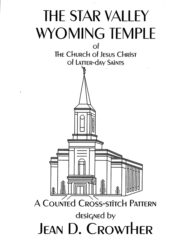 The Star Valley Wyoming Temple book cover