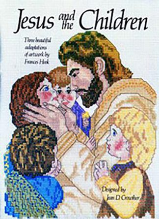 Jesus and the Children book cover