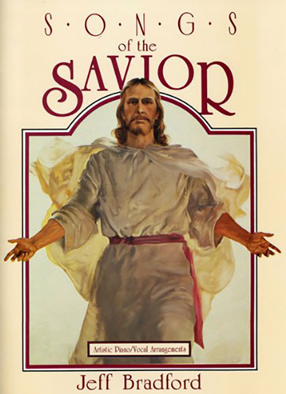 Songs of the Savior book cover