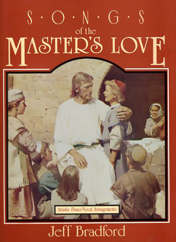Songs of the Master's Love book cover