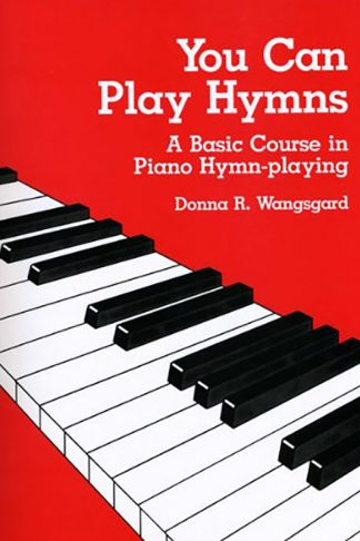 You Can Play Hymns book cover