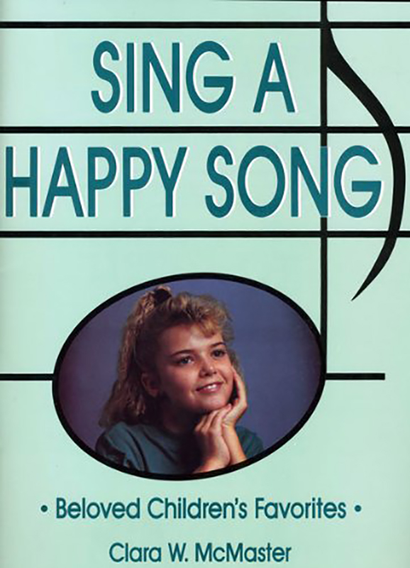 Sing A Happy Song book cover