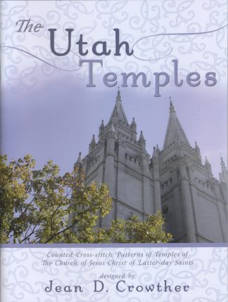 The Utah Temples book cover