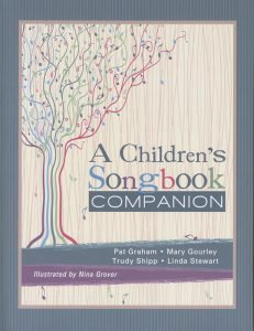 A Children's Songbook companion book cover