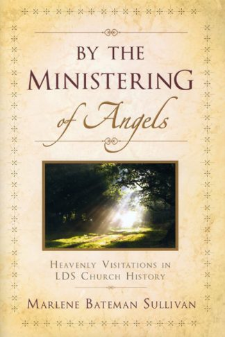By The Ministering of Angels book cover