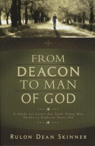 From Deacon to Man of God book cover